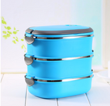 Stainless Steel Insulated Bento Lunch Box for Kid & office Food Storage Container