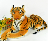 Wild Cat Animal Tiger Soft Toy kids plush Doll For Gift,Tigerfn Shop