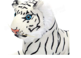 Soft Doll  Artificial White Tiger Stuffed Animal Toy,Tigerfn Shop