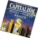 Capitalism Plus PC Business Simulation Video Game Free Shipping, Tigerfn Shop