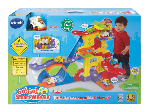 Smart Wheels Ultimate Amazement Park Playset