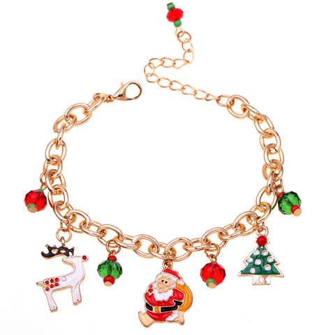 new Fashion Christmas gift charm bracelet