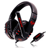 Stereo Surrounded Sound Game Headset Over-Ear Gaming Headphone with Mic
