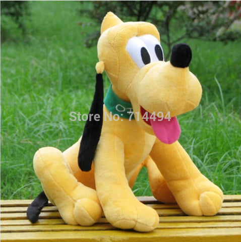 Sitting Plush Pluto Dog Doll Soft Toys stuffed animals toys for children