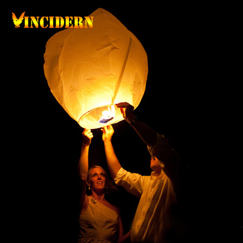 Chinese wishing Lantern Flying Sky balloon Lantern paper lantern Lamp Chinese sky lanterns