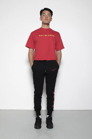 Red S&L Logo T-shirt