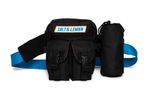 Blue Strap Fannypack