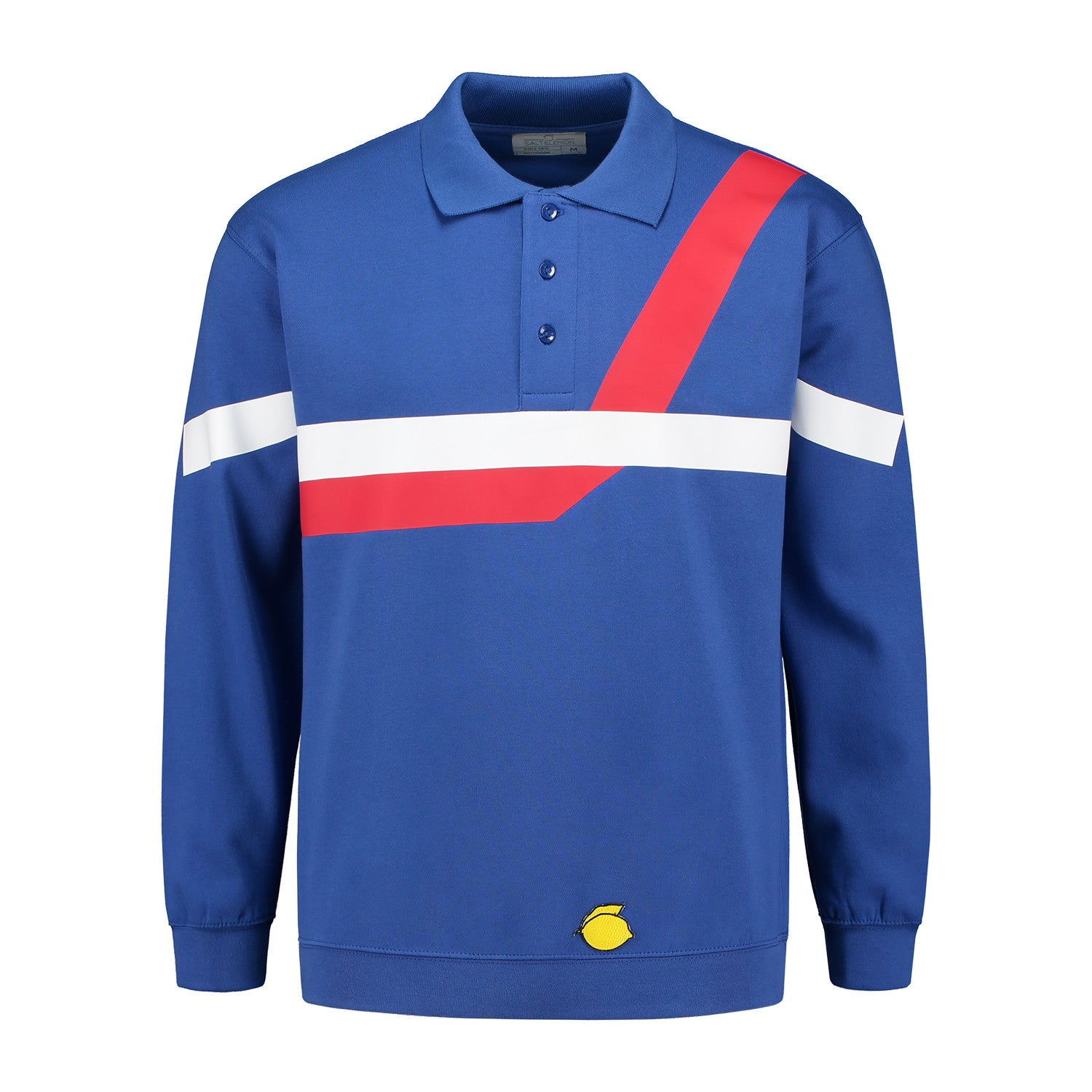 Russian polo sweater