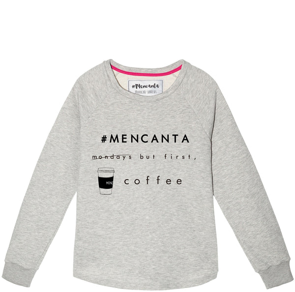 #Mencanta Mondays But First Coffee