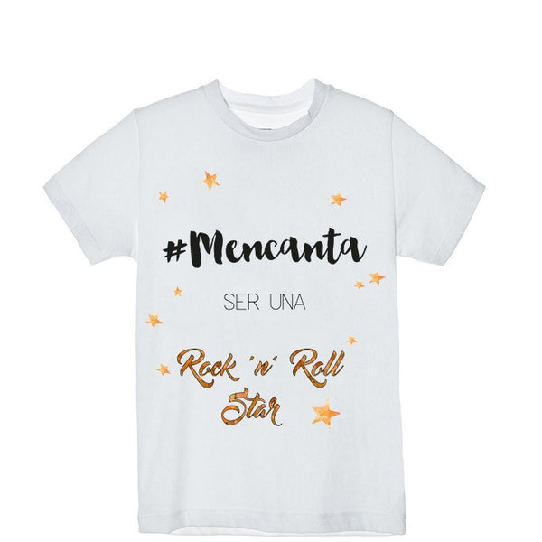 #Mencanta Ser Una Rock 'n' Roll Star