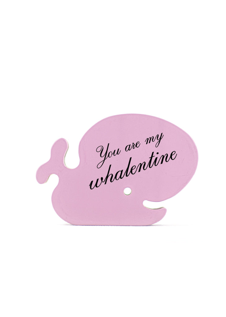 YOU ARE MY WHALENTINE: NATUR