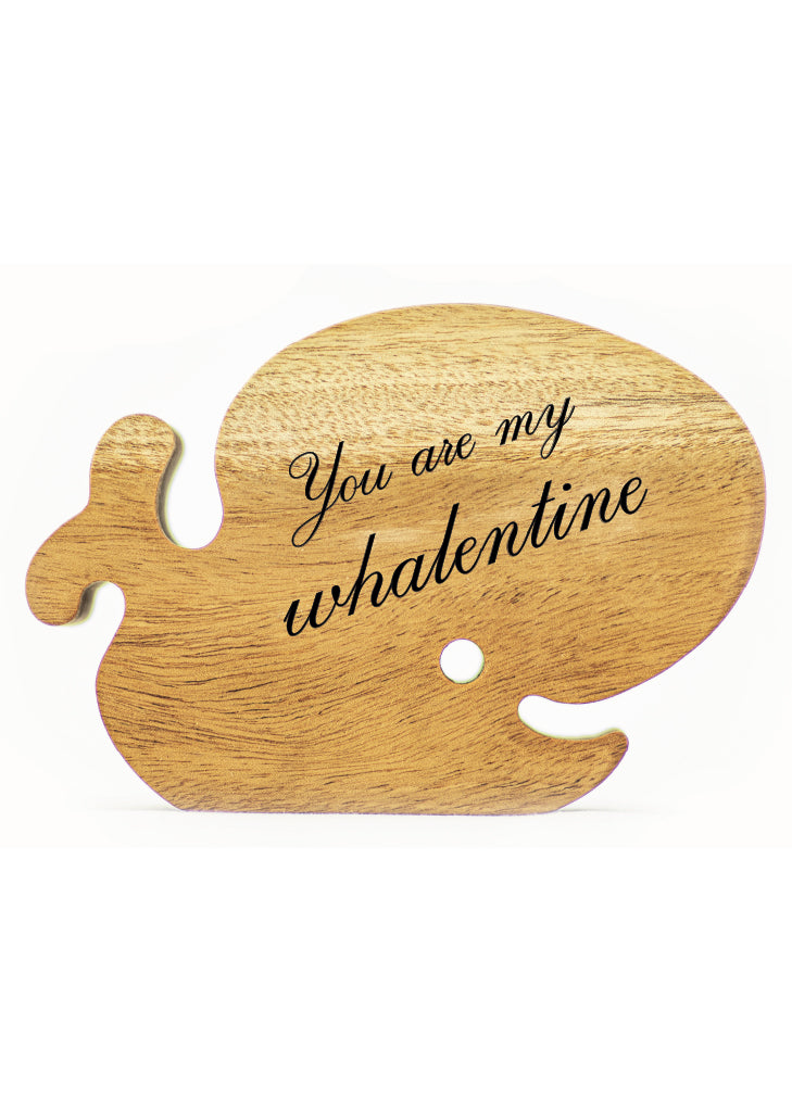 YOU ARE MY WHALENTINE: ROSA