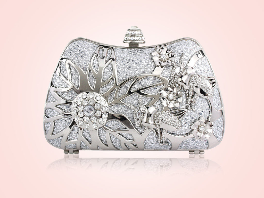 Spring Bloom Clutch