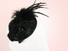 Lainey fascinator