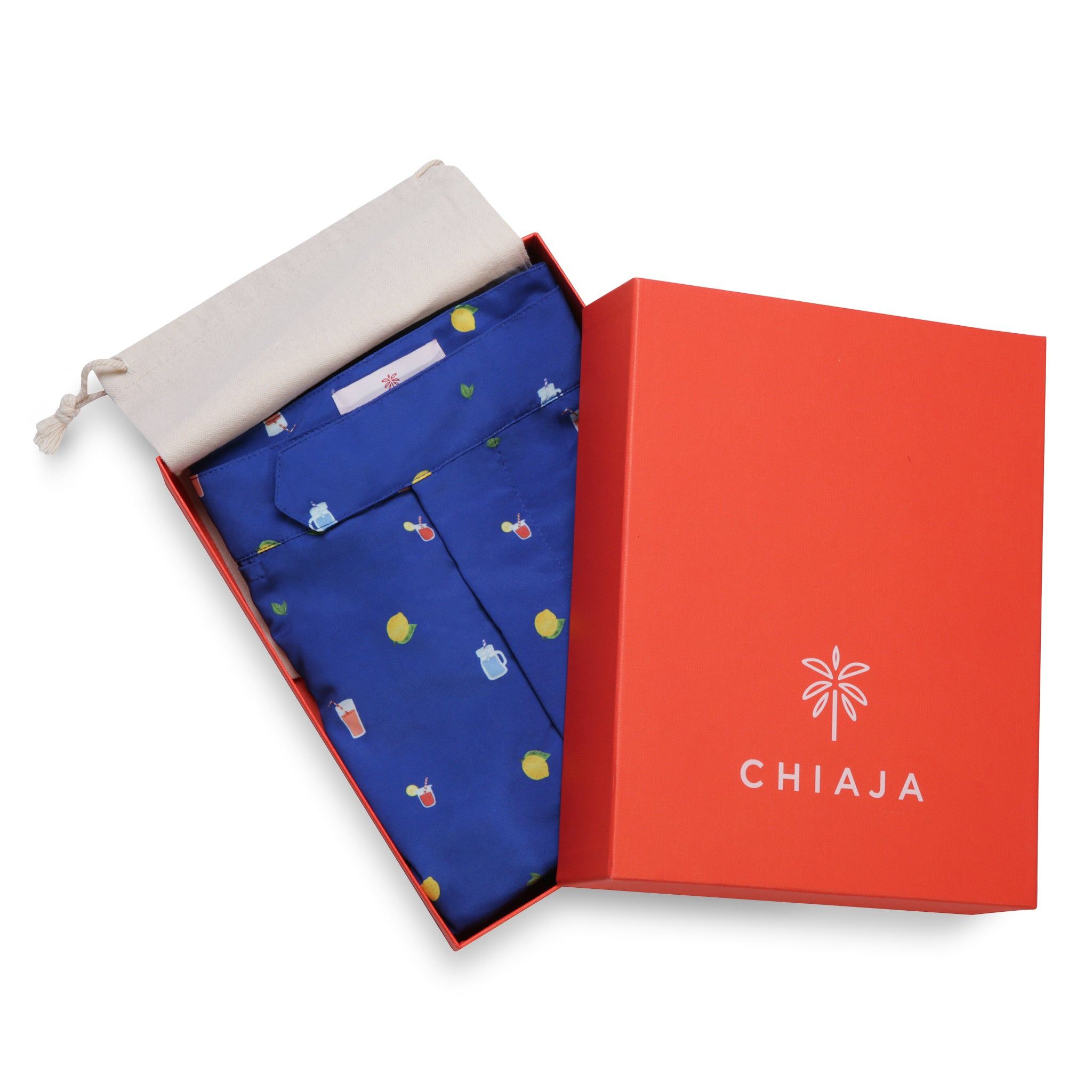Chiaja Swim Shorts Gifting Guide - Handmade in Italy