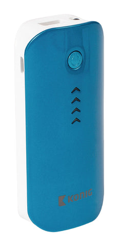 Power Bank 4.400 mAh 5 V-1 A