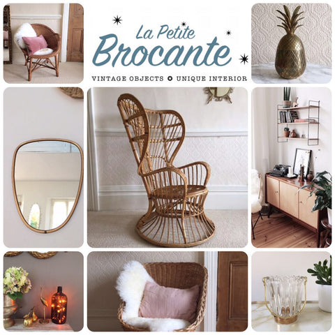 About La Petite Brocante Vintage Retro Furniture And Objects For