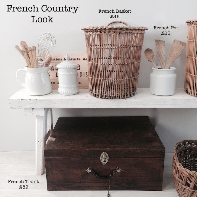 Shop The Look : French Vintage Country Kitchen