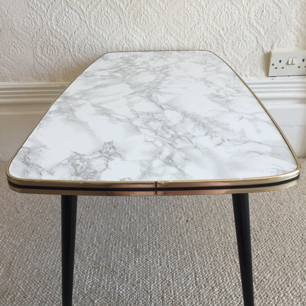 90cm Vintage Coffee Table - Table Basse Vintage 90cm - Free delivery UK - Livraison Gratuite France