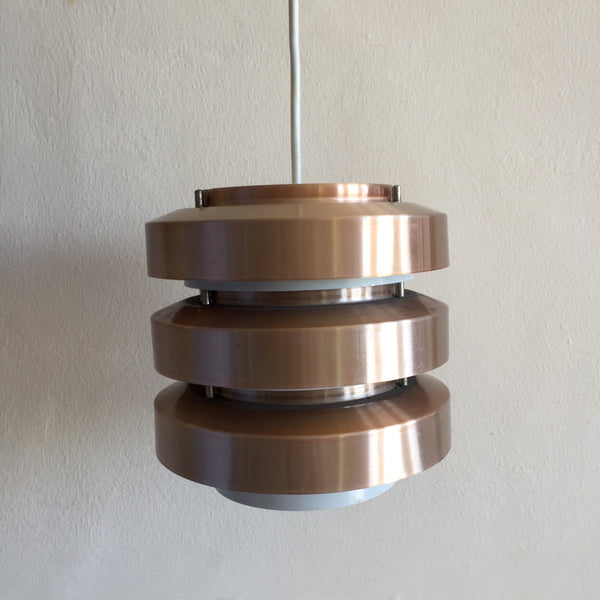 Vintage Ceiling Light - Suspension Vintage Or Rose- Free delivery UK - Livraison gratuite France Belgique
