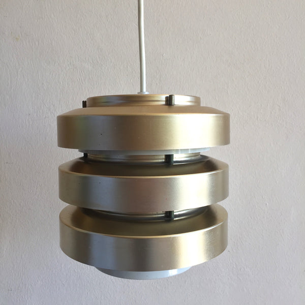 Vintage Ceiling Light - Suspension Vintage Or Brossé- Free delivery UK - Livraison gratuite France Belgique