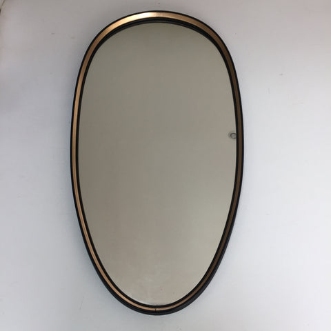 Large Vintage Mirror - Grand Miroir Vintage - Free delivery UK - Livraison gratuite France