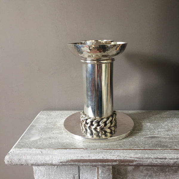 Jean Despres Candle Holder- Bougeoir Jean Despres - Free delivery UK - Livraison Gratuite France, Belgique, Luxembourg