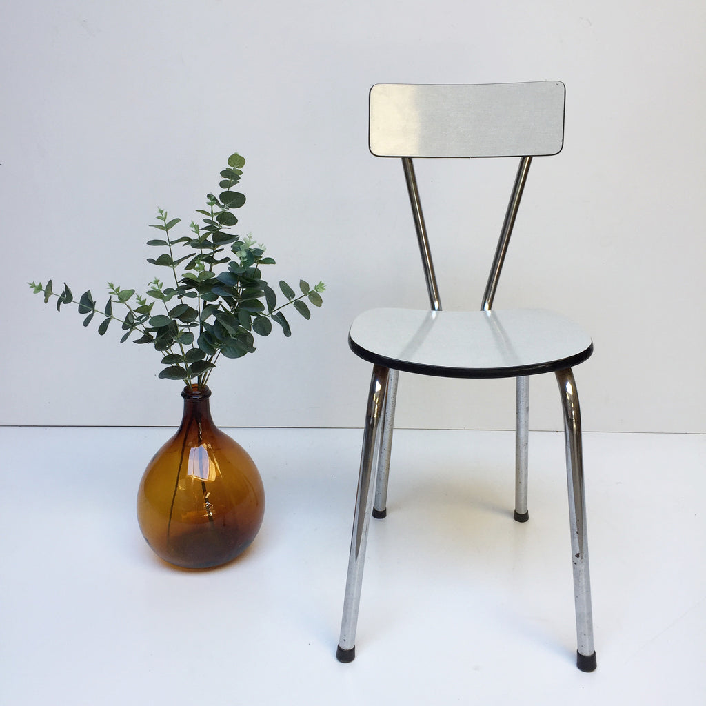 Vintage formica chair chaise formica vintage free for Chaise formica