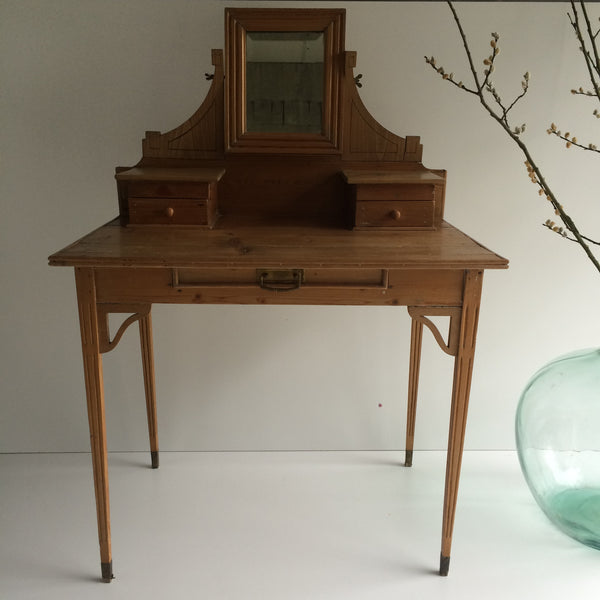 A French Antique Dressing Table- Petite Coiffeuse Ancienne