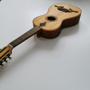Guitare 12 Cordes Antonio Carvalho pour Chantal Goya