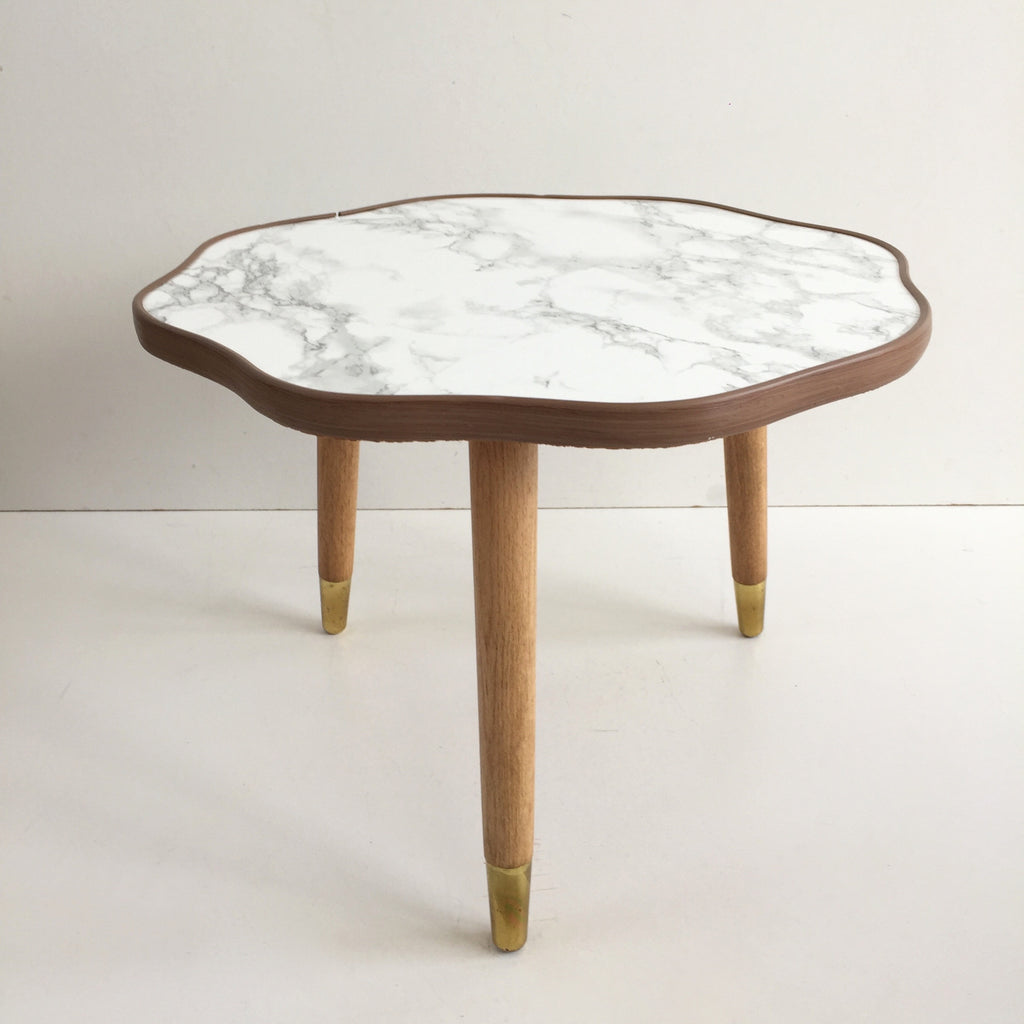 Vintage Cloud Coffee Table 1950s - Table Basse Vintage Nuage  - Free delivery UK France