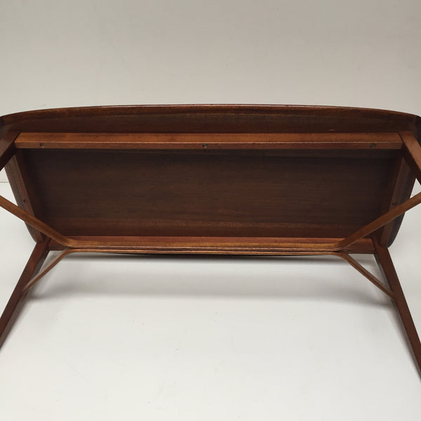 Vintage Mid Century Teak Wood Coffee Table GPlan 1960s - Table Basse Vintage Teck G-Plan Bois Années 60 - Free delivery UK France