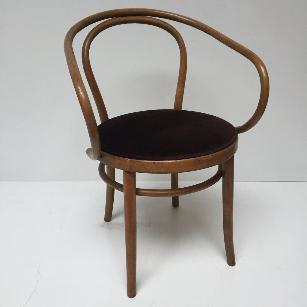 Vintage Bentwood Bistrot Chair Le Corbusier