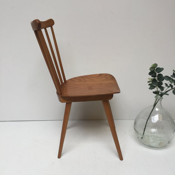 French Bistrot 1960s Baumann Chair - Chaise Bistrot Baumann - Free delivery -Livraison gratuite