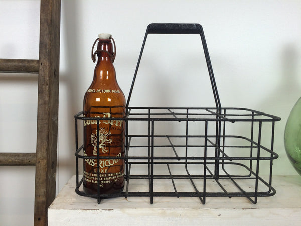 Vintage Bottle Holder