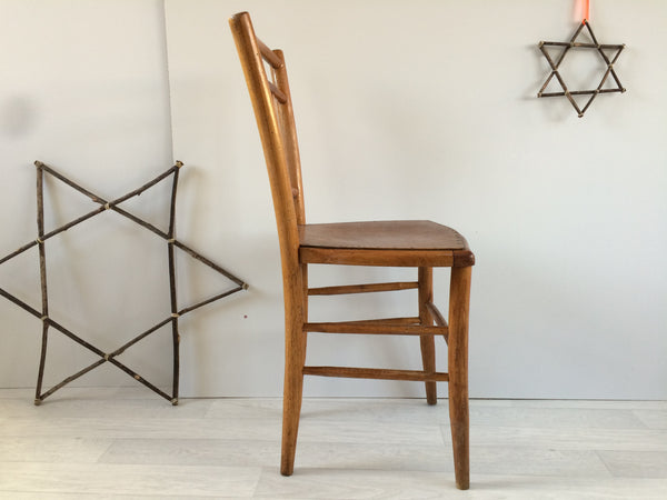 Vintage French Bentwood Chair