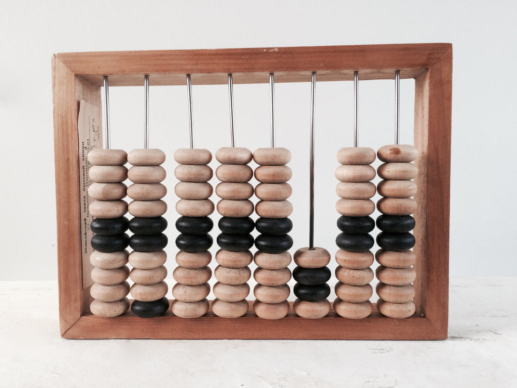 Vintage Russian Abacus
