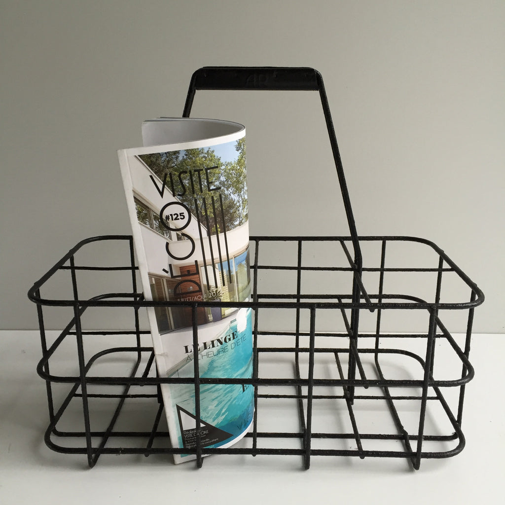 Vintage Bottle Holder - Porte Bouteilles Vintage - Free Delivery UK - Livraison Gratuite France