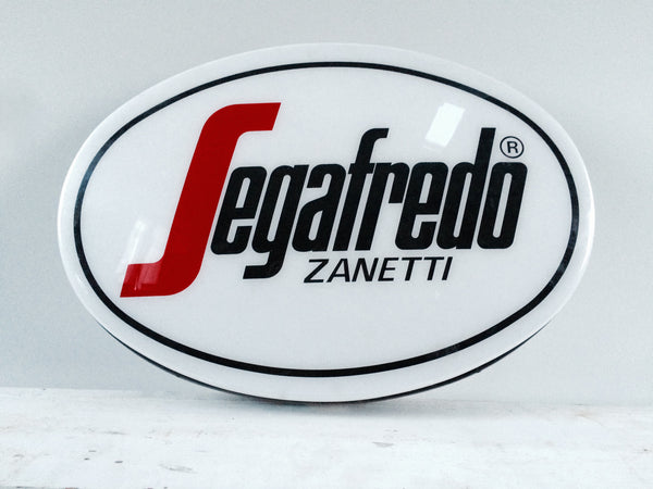 Segafredo Vintage Advertising Sign