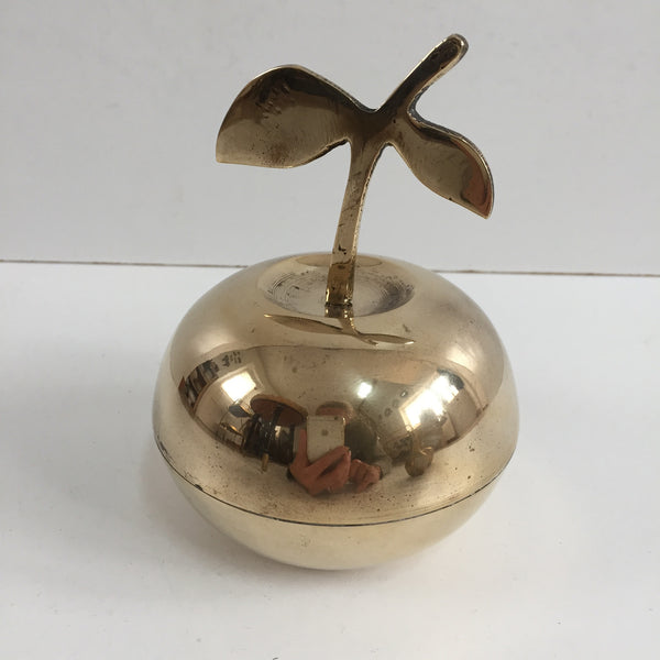 Vintage Retro Golden Apple - Pomme Dorée Vintage - Free delivery UK France