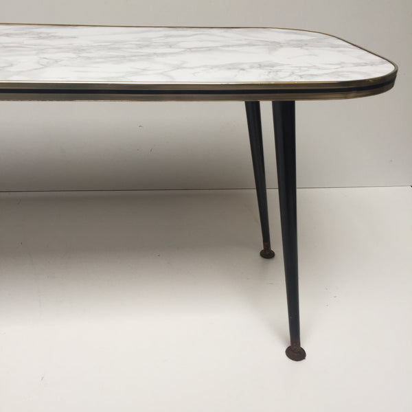 Large Vintage Coffee Table - Table Basse Vintage 92cm - Free delivery UK - Livraison Gratuite France
