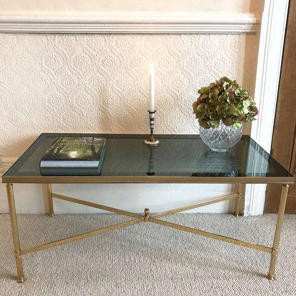 Table Basse Vintage 100cm - Free delivery UK - Livraison Offerte France