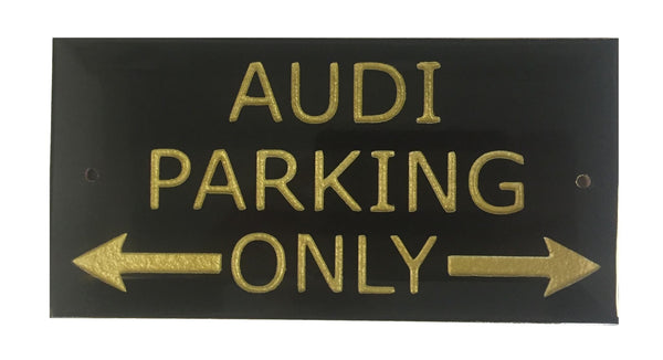 Car Signs Gifts www.HouseSign.co.uk AUDI