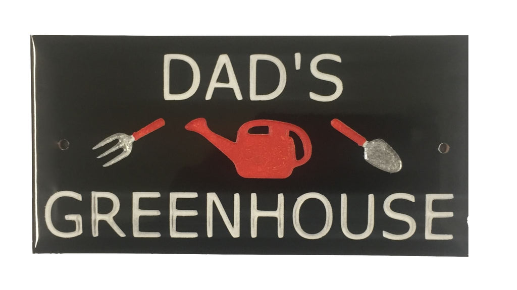 GREENHOUSE Gifts www.HouseSign.uk