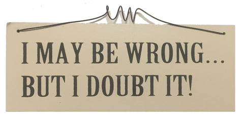 I may be wrong but I doubt it Gifts www.HouseSign.uk