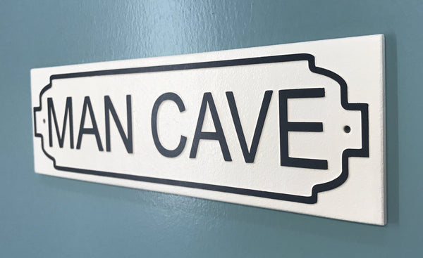 Man Cave Gifts www.HouseSign.co.uk