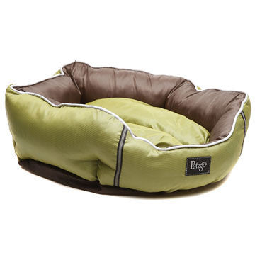 Pet bed-Donut :suits sm size dogs,cats,rabbits,comes with free vest valued @$10