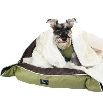 "Dog beds, Petbeds, - ""Crinkle, suits small/medium size pet,+free vest"
