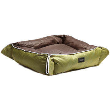 "Dog beds, Petbeds, - ""Crinkle, suits small/medium size pet,+free vest,valued $23"