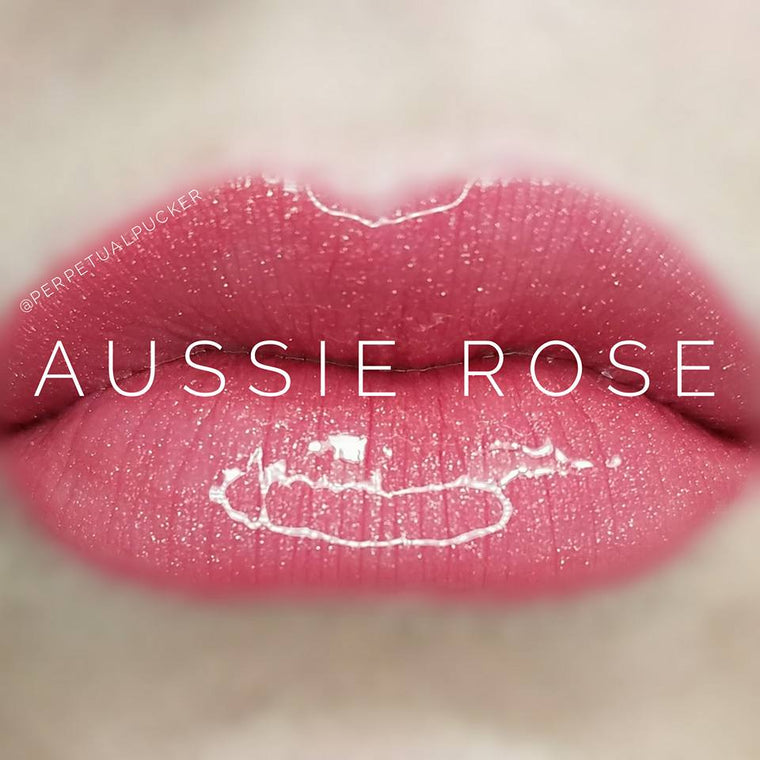 Aussie Rose Starter Collection (color, glossy gloss and oops remover) - HoneyLoveBoutique